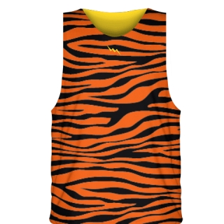 Tiger Stripe Basketball Jerseys