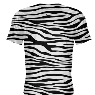 Zebra Stripe Shirts