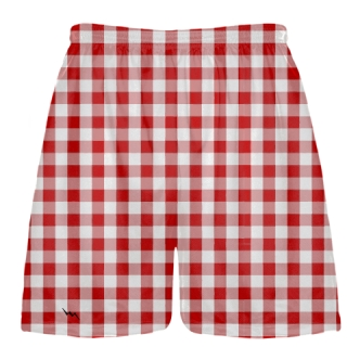 Tablecloth Shorts - Sublimated Lacrosse Shorts