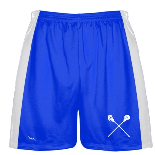 Royal Blue Lacrosse Short