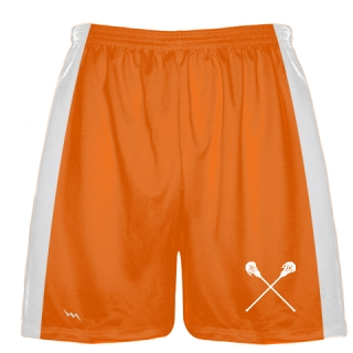 Orange Lacrosse Short