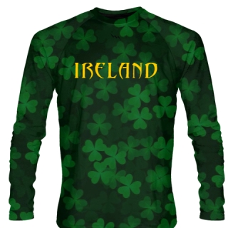 Ireland Shirt Long Sleeved