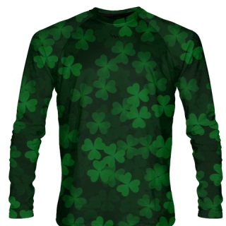 Shamrock Shirt Long Sleeved