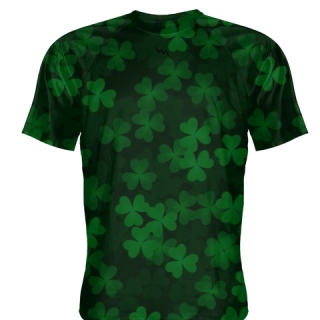 Shamrock Shirt Short Sleeve