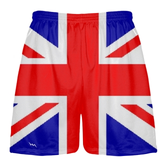 British Flag Shorts