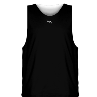 Black White Basketball Jersey - Sublimated Jerseys Basketball