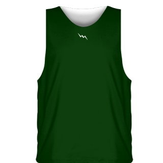 Forest Green White  Basketball Jersey - Sublimated Jerseys Basketball