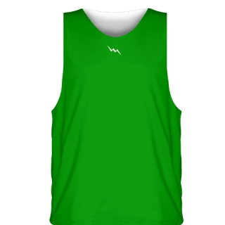 Kelly Green White  Basketball Jersey - Sublimated Jerseys Basketball