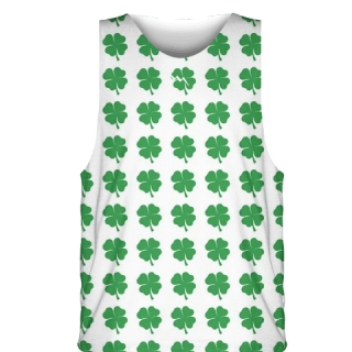 Shamrock Basketball Jerseys - Custom Basketball Uniforms