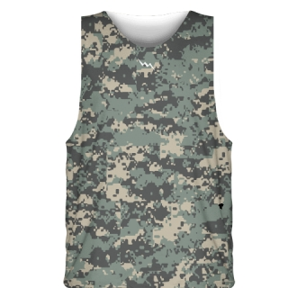 Army Camouflage Basketball Jerseys - Custom Basketball Uniforms