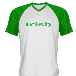 Irish V Neck Shirt