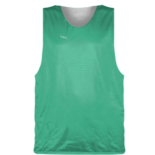 Teal Basketball Pinnie - Basketball Practice Jersey