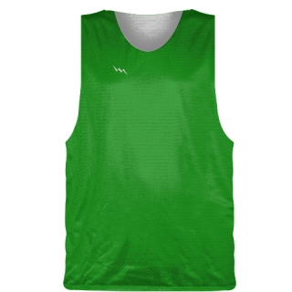 Kelly Green Basketball Pinnie - Basketball Practice Jersey