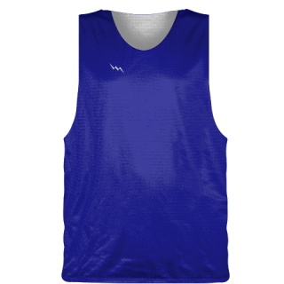 Royal Blue Basketball Pinnie - Basketball Practice Jerseys