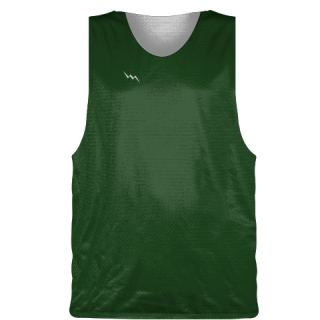 Forest Green Basketball Pinnie - Basketball Practice Jerseys