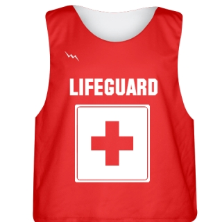 Lifeguard Jersey - Sublimated Lifeguard Shirts