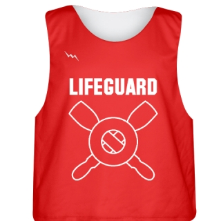 Beach Lifeguard Jersey - Reversible Lifeguard Jerseys