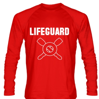 Beach Patrol Long Sleeve Shirt - Lifeguard Shirt