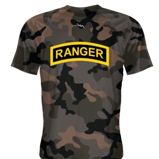 Urban Camo Ranger T Shirt - Ranger T Shirts - Shooter Shirts