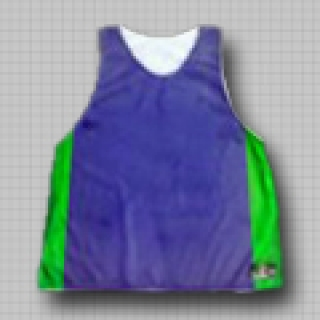 Basketball Reversible Jersey with Side Panel