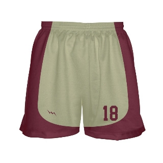 Womens Sublimated Lacrosse Shorts